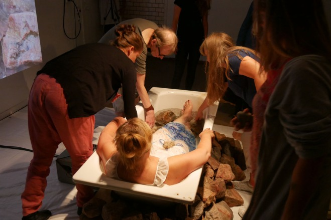 Eva Björkman - The Bath Tub